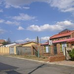 Soweto. Vid Wandies Place. Apr. 2014