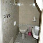 ванная в другом номере