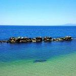 Ocean lagoon