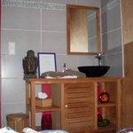 coin salle de bain chambre cachemir
