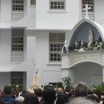 Lady of Fatima Procession, after Mass on 13th of Month