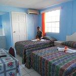 Quadruplet Room with kitchenette
