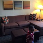 Sofa room 412