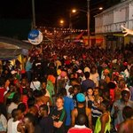 Gros-Islet Friday Night Street Party (5 minutes walking distance)