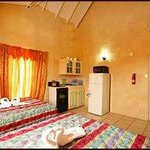 Quadruple room with kitchenette