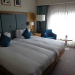 spacious standart room