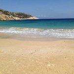 Kendros beach