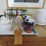 Coffee & Tea in room