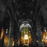 inside - very dark only got one photo