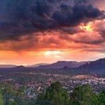 Sedona, Sunset, Thunderstorm = Priceless