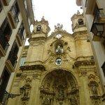 facade Santa Maria