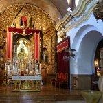 Alter of Parroquia de Santa Maria de Africa