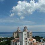 Vista desde Vedado St Jhones La Habana