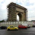 Triumph Arch, Bukarest