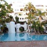 Hotel tuinzicht