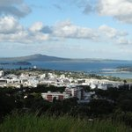 View from Mount Eden