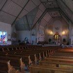 L'église Sainte-Anne-de-la-Pointe-au-Père