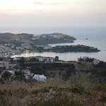 evening Agia Pelagia