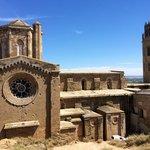 Foto desde el Castell de La Suda