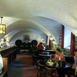 abbazzia di novacella: The Restaurant