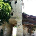abbazzia di novacella: The Old Watch Tower