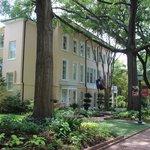 President's House, University of South Carolina, June 2014