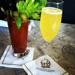 Bloody Mary & Mimosa, only $3 on Sundays!