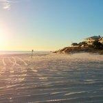 Strand bei Seaside