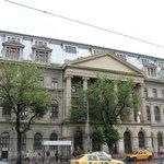 University Palace, Bukarest