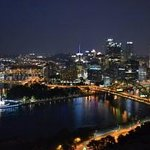 Night View From The Duquesne Incline
