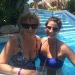 At the Adult Pool Bar