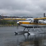 Seaplane to get to San Juan from Seattle