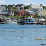 Dingle harbor view