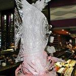 Don Julian res. Ice sculpture