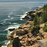From Otter Cliffs