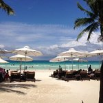 Two Seasons beachfront from BarLo restaurant.
