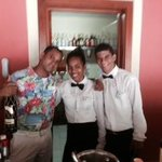 pool Bar staff.