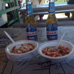 Best Conch Salad I have ever had.