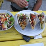 Lion Fish Tacos