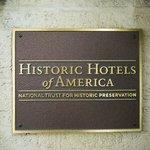 Member of Historic Hotels of America