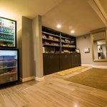 Lion's Den Guest Lounge