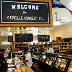 Funky specialty groceries & deli... LOVE this place!