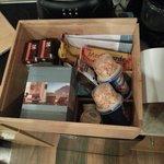Caja del desayuno