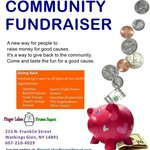 Community Fundraiser opportunities