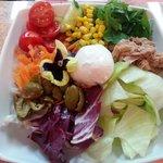 chef salad...