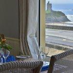 view of Castlegreen from Cliff Restaurant