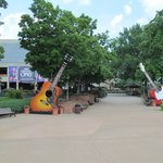Entrance to the Grand Ole Opry.