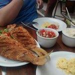 Peixe delicioso