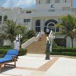 Casa Turquesa Pool/Beach Entrance