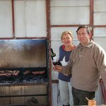 Wine, meat & good company